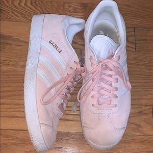 Adidas Baby Pink Gazelles